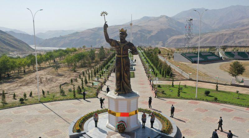 Старт деятельности первого этапа Парка культуры и отдыха в поселке Дарбанд Нурободского района